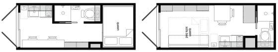 Planos de casa hecha de contenedor 003