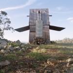Casa pequeña para acampar 002