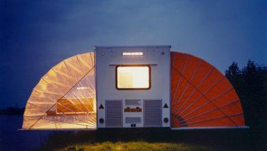 Photo of Diseño de casa rodante que amplia sus espacios tres veces al instante