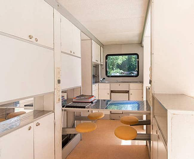Dise o de casa rodante que se amplia construye hogar for Diseno de interiores que se necesita