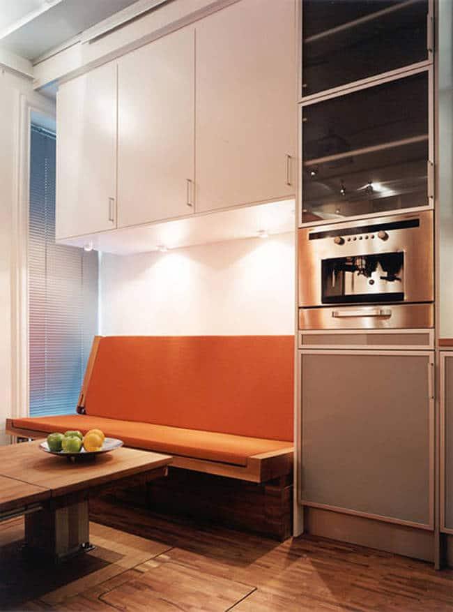 Dise o de casa rodante que se amplia for Interior de apartamentos