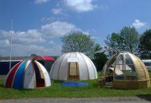 Photo of Tiendas de camping con originales estructuras para armar