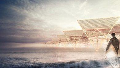 Photo of Moderno diseño de casa de bambú inspirada en tetraedros, construcciones ecológicas y biodegradables son el futuro