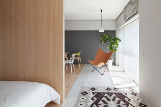 Diseño de silla de cuero práctica