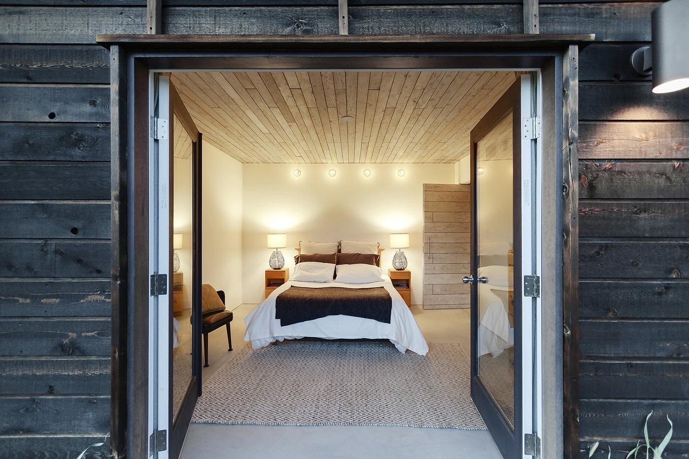 Planos de caba a moderna de dos pisos for Diseno de habitacion principal pequena