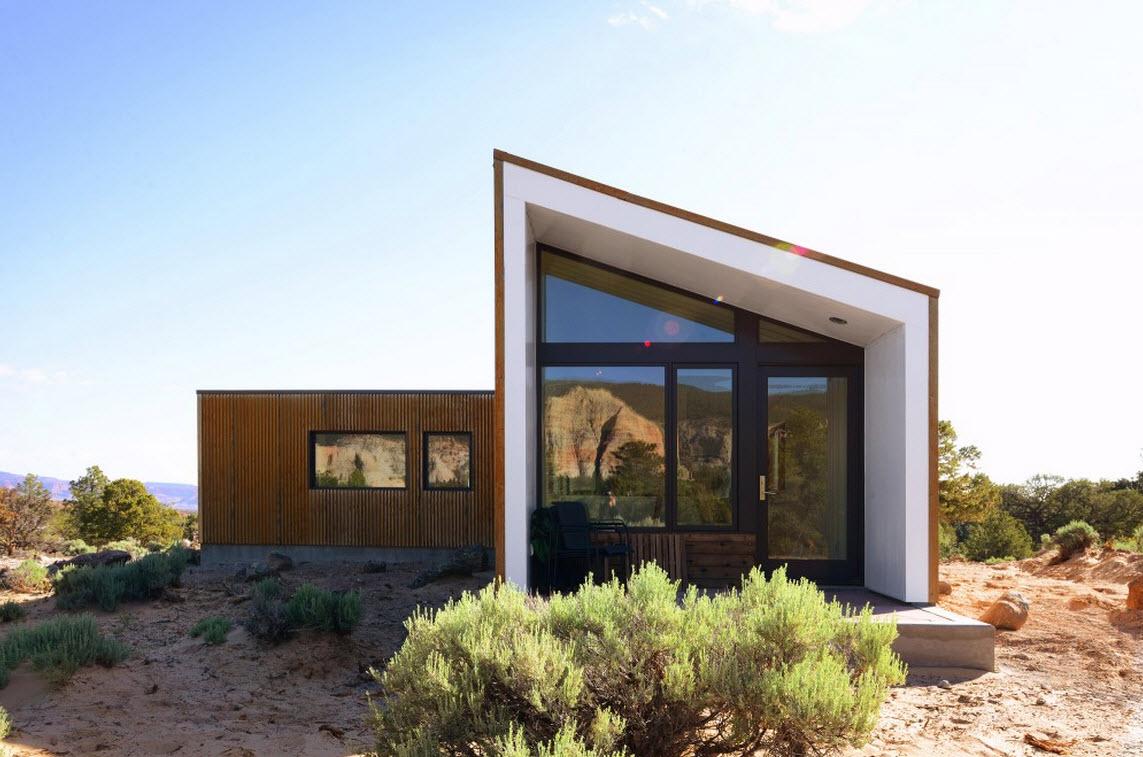 Planos de casa de campo grande construye hogar for Casa moderna a dos aguas