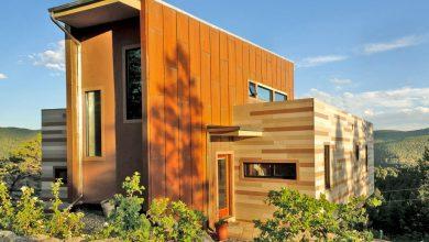 Photo of Diseño de casa construida con contenedores reciclados,  hermosa estructura amigable con el medio ambiente