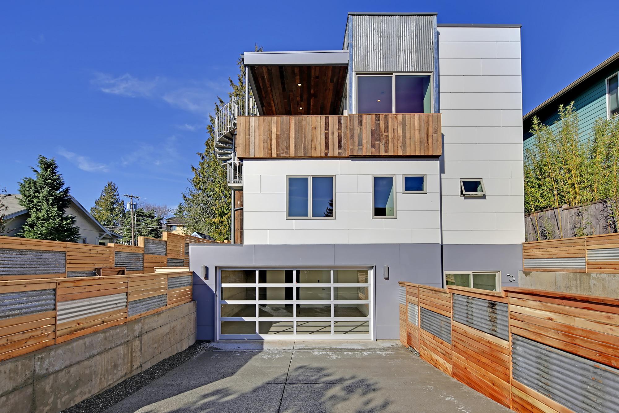 Dise o casa ecol gica autosuficiente planos for Fachadas de casas ultramodernas