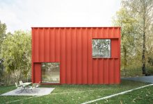 Photo of Planos de casa pequeña de forma cuadrada, te sorprenderá esta versátil y moderna construcción