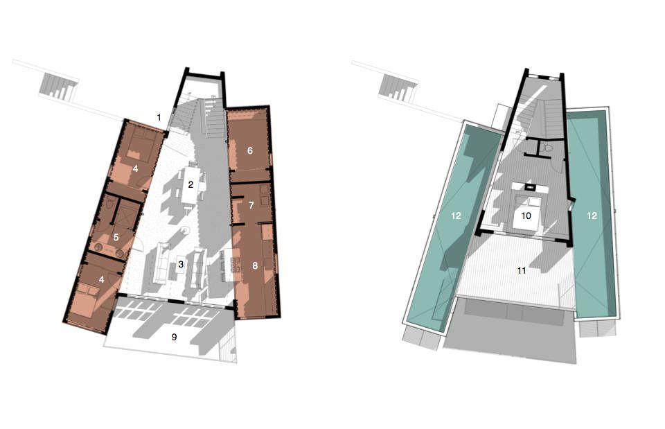 Dise o de casa con contenedores construcci n construye for Casas de container modernas