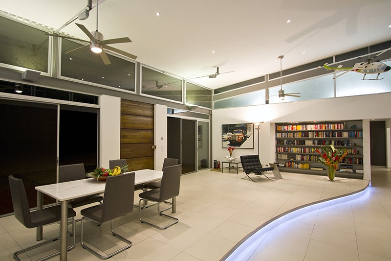 Planos de casa de un piso de campo for Diseno de pisos interiores