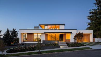 Photo of Diseño de casa moderna de un piso,  construcción cuenta con hermosas fachadas