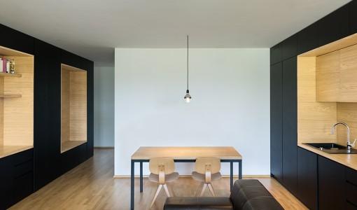 Planos de apartamentos construye hogar part 2 for Comedor y cocina pequea os