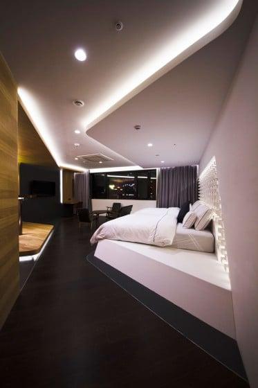 Decoración moderna de apartamento