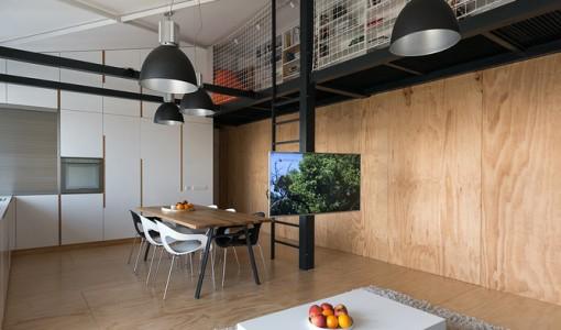 Departamentos construye hogar for Diseno de apartamentos industriales