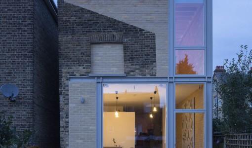 Dise o de interiores construye hogar part 5 - Materiales para fachadas modernas ...
