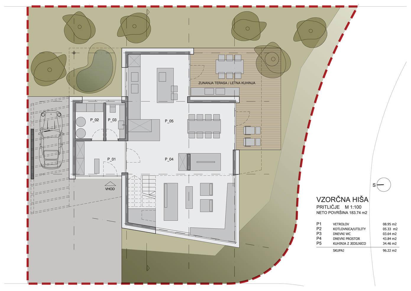 Planos de casa de dos plantas moderna construye hogar for Planos casa dos plantas modernas