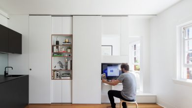 Photo of Práctico departamento de 27 metros cuadrados de un dormitorio
