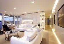 Photo of Plano de departamento pequeño de dos dormitorios, descubre el diseño de interiores vanguardista