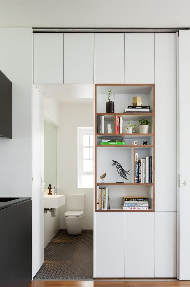 Pr ctico departamento de 27 metros cuadrados construye hogar for Cuarto de 10 metros cuadrados