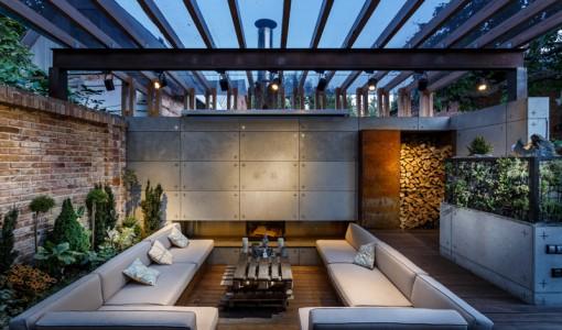 Dise o de terrazas construye hogar for Casas con balcon y terraza