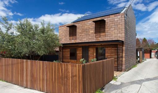 Casas r sticas construye hogar - Fachadas rusticas de piedra y madera ...