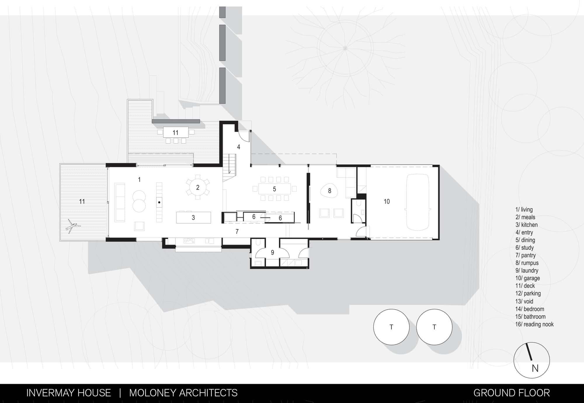 Dise o moderna casa campo dos pisos construye hogar for Planos de viviendas de un piso