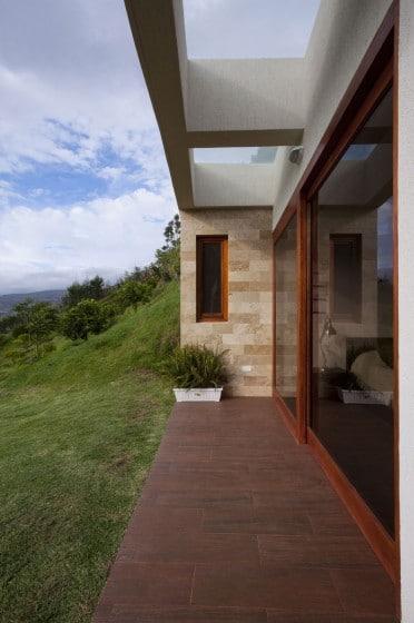 Terraza pequeña exteriores