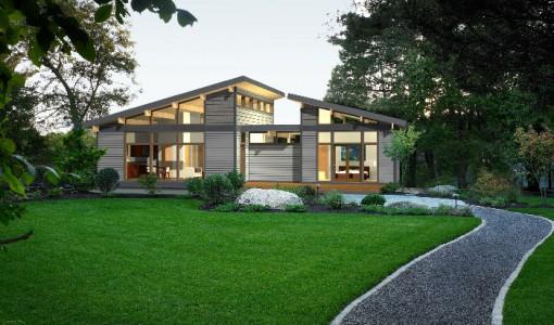 Planos de casas rurales prefabricadas