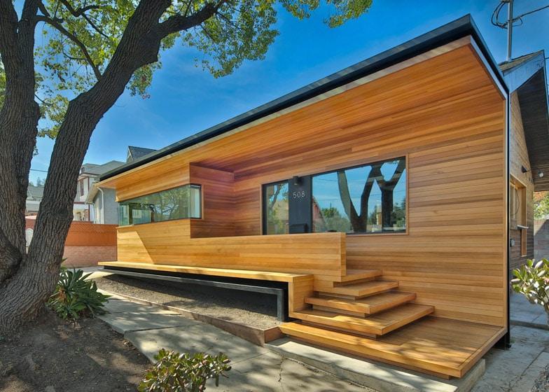 Casa de un piso combina moderno y antiguo Construye Hogar