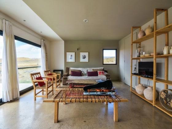 Diseño de sala estar sencilla