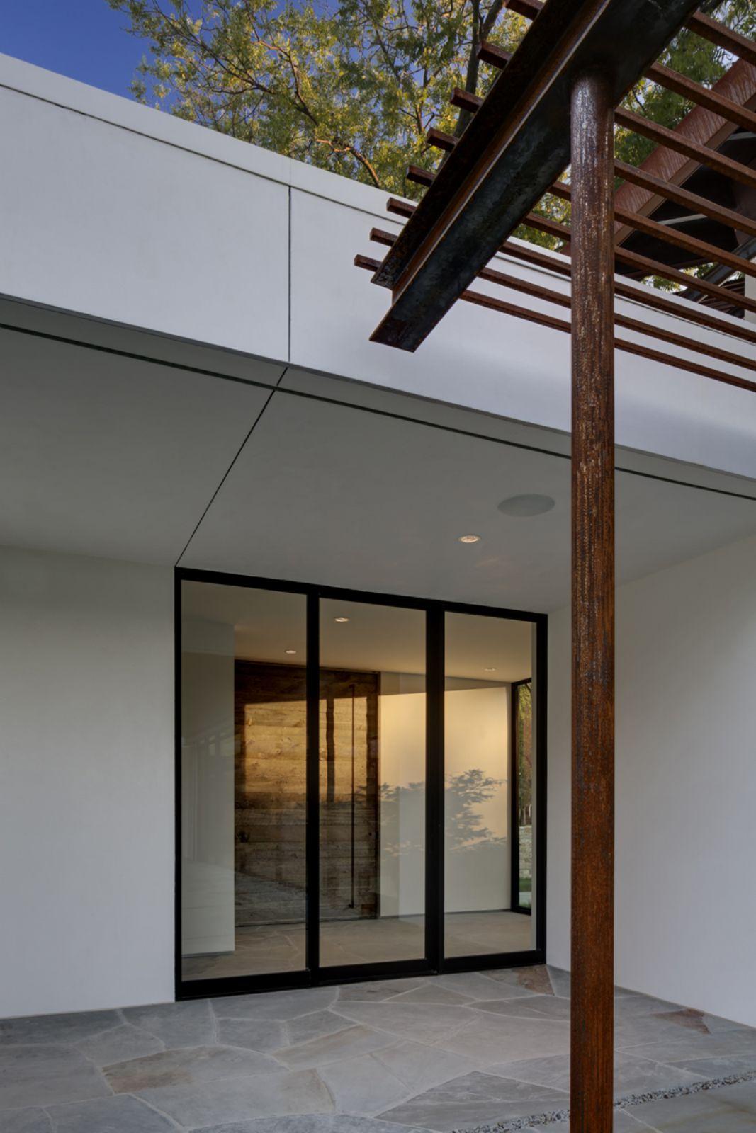 Casa de un piso con cuatro dormitorios construye hogar for Encerrado en 4 paredes