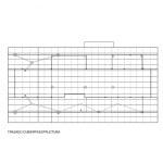 Plano de techos y estructuras portantes