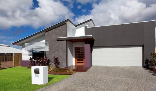 Dise o de exteriores construye hogar - Disenos de casas modernas de un piso ...
