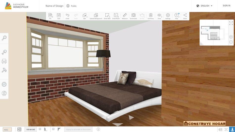 10 mejores aplicaciones para generar planos de casas for Como disenar una casa gratis