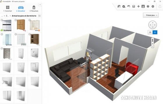 Programa para dise ar planos de casas online casa dise o for Diseno de casas online
