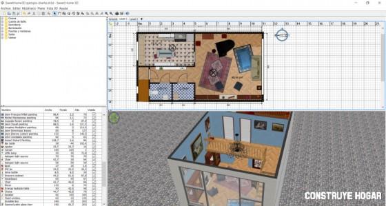 Quieres dise ar los planos tu casa aplicaciones para for Programa para disenar habitaciones en 3d