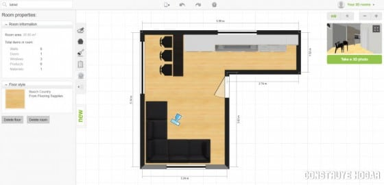 roomstyler planos online
