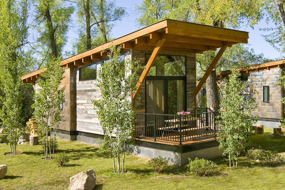10 modelos de casas de campo ideas con fotos for Casas de madera pequenas