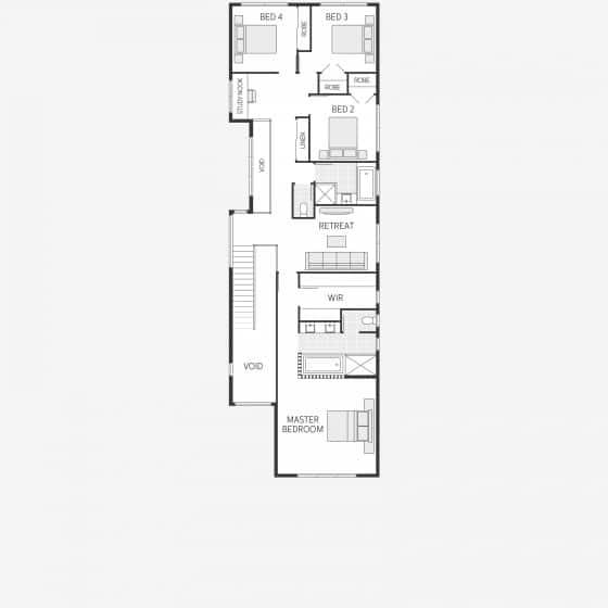 Dise os de casas ideas con fotos y planos construye hogar for Diseno de apartamentos de 3 pisos