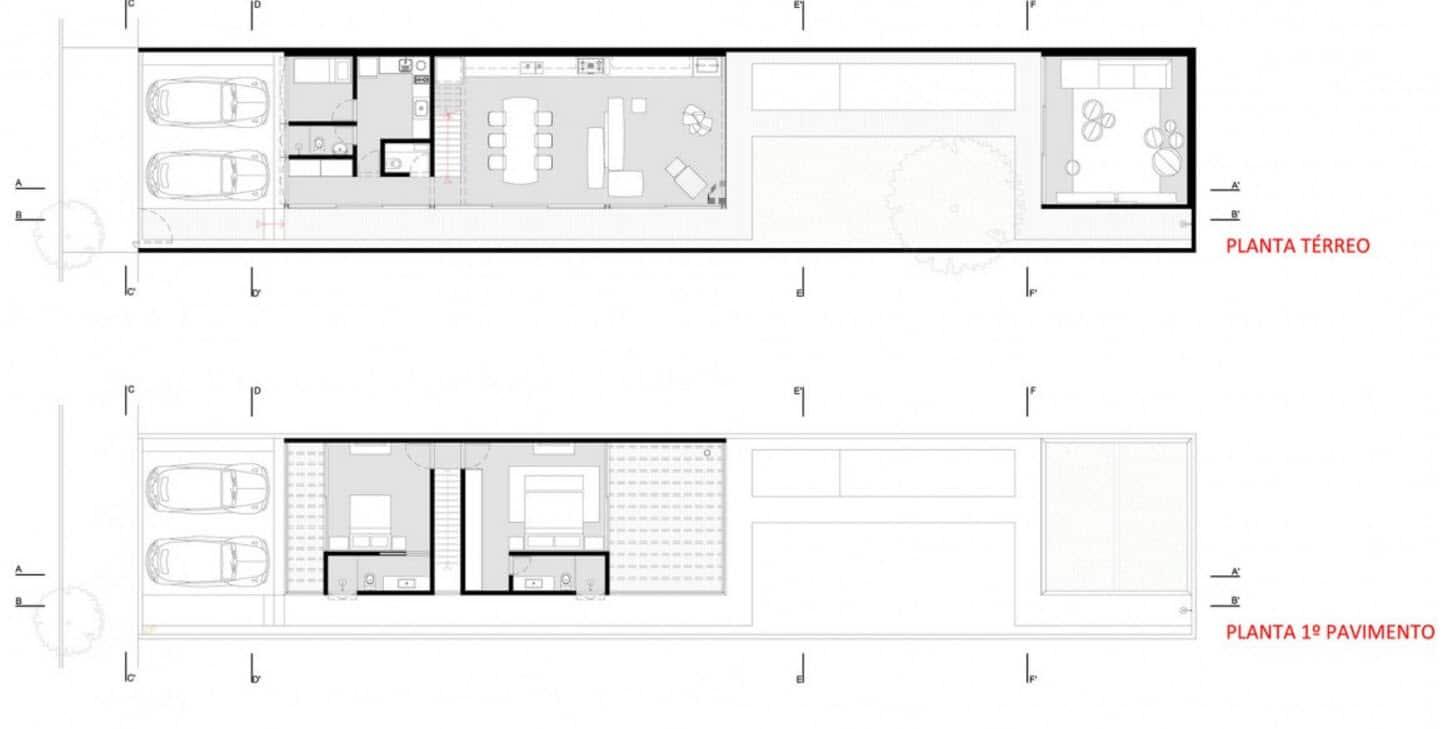 Dise os de casas ideas con fotos y planos construye hogar for Planos de casas 6x20