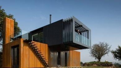 Photo of Diseño de casas con contenedores reciclados, consigue la forma ideal para la construcción