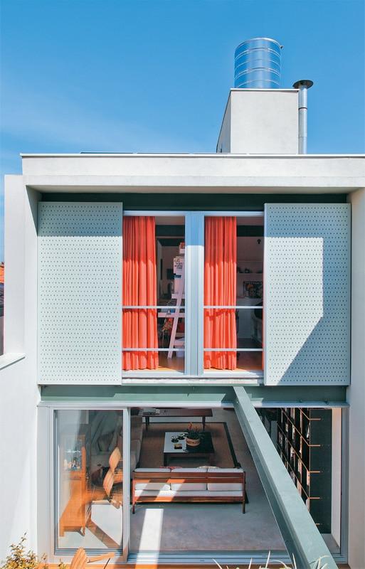 Dise os de casas peque as bonitas y econ micas for Fachadas de casas de 5 metros de ancho