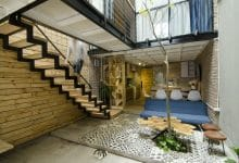 Photo of Idea de pequeña casa construida  en sólo 46 metros cuadrados, planos y diseño de interiores