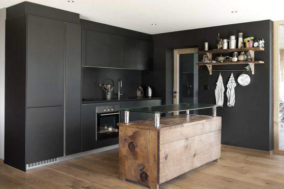 Diseño de cocina moderna rústica-0004