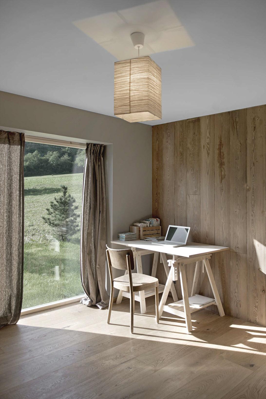 Dise o de casa de campo de madera construye hogar for Diseno de interiores rusticos