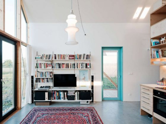 Diseño de sala estar pequeña