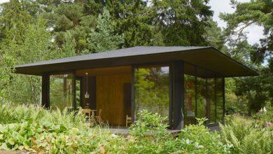 Photo of Diseño de casa de campo pequeña construida en sólo 40 metros cuadrados