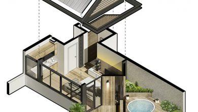 Photo of Construcción de terraza en la azotea o en un patio, convierte un espacio libre de la casa para relajarse