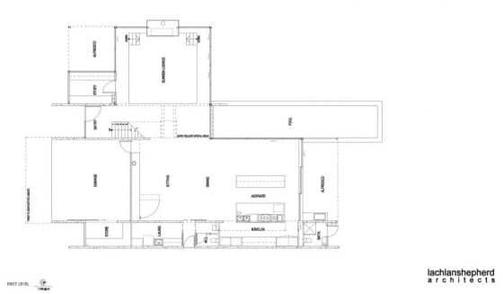 Planos casa de dos pisos de 350 metros cuadrados